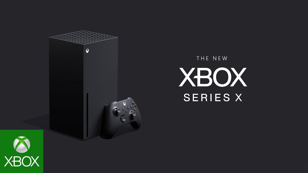 Já foi divulgado as Specs da Xbox X Series