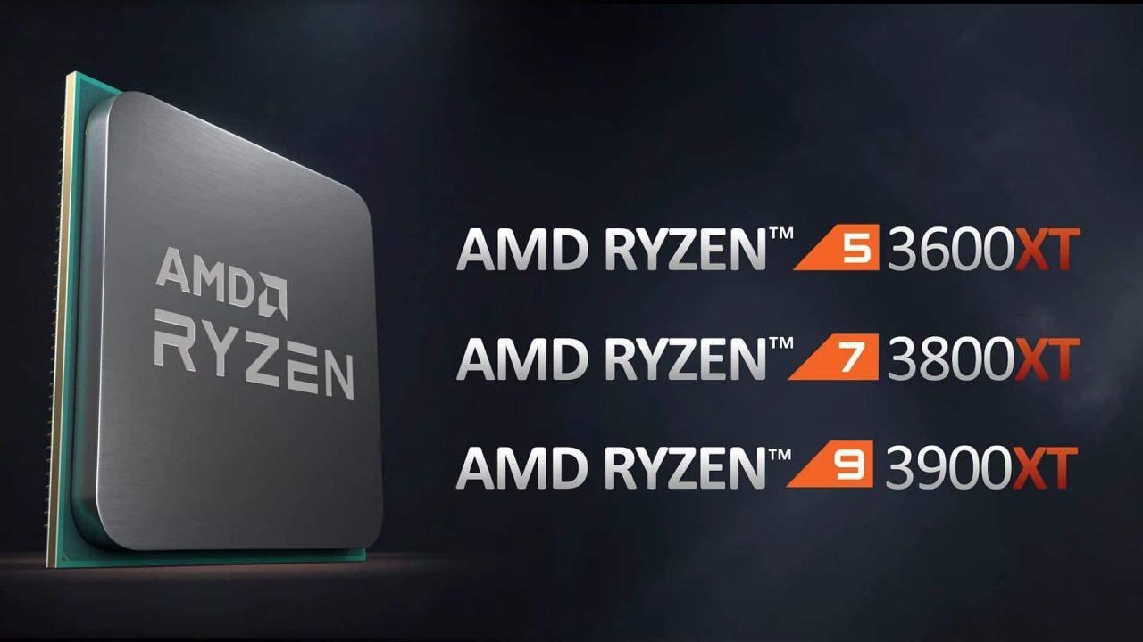 AMD Ryzen 7 3800XT e Ryzen 9 3900XT não incluirão coolers