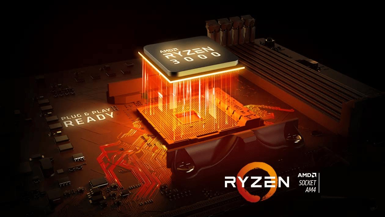 AMD anuncia novos processadores Ryzen 3000 XT Series e disponibilidade das motherboard B550