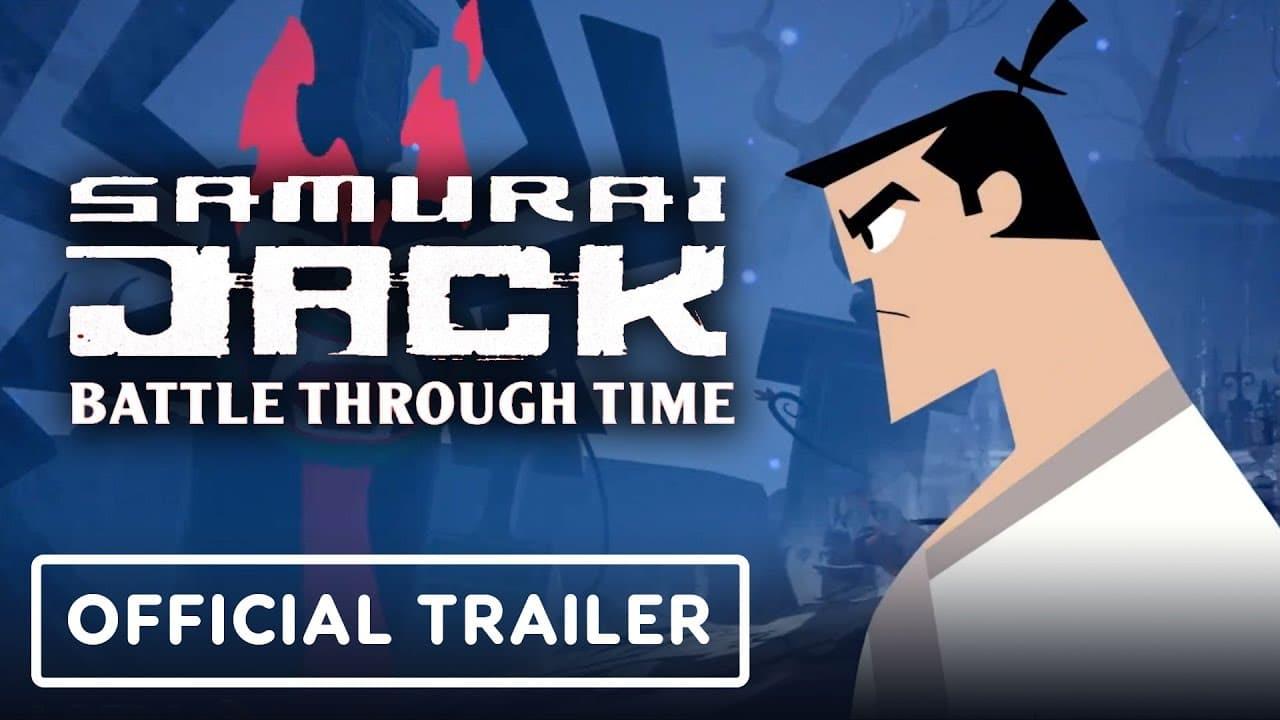 Samurai Jack: Battle Through Time chega em agosto.