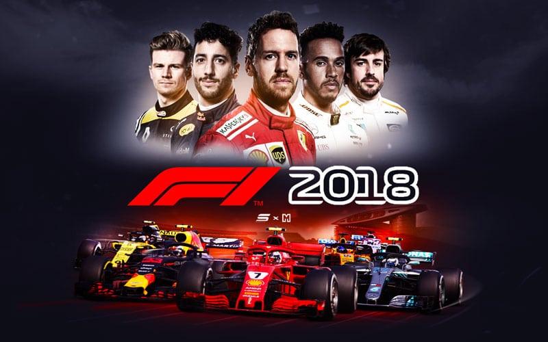 Grátis – Codemasters F1 2018 (Steam key)