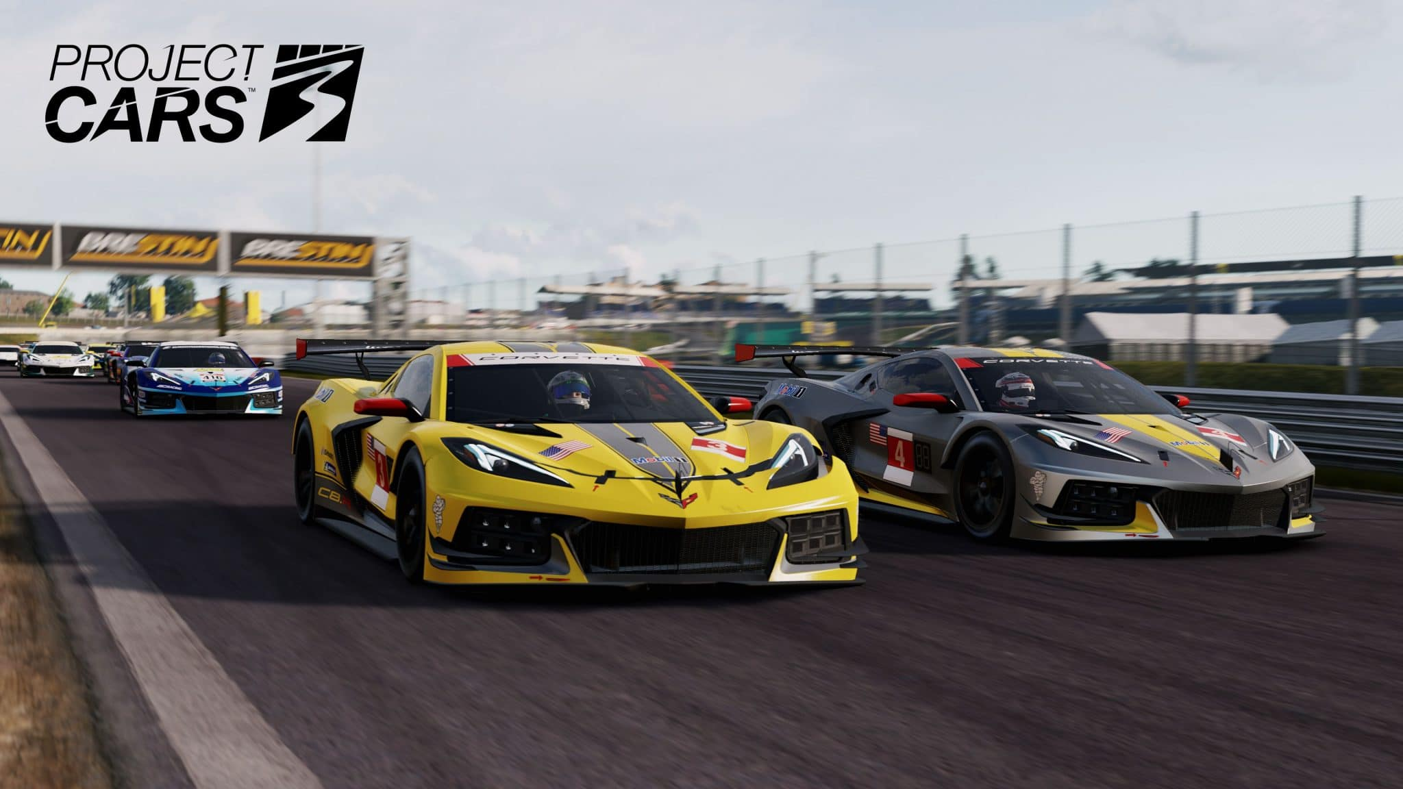 Project Cars 4 gostaria de ser o simulador mais realista de sempre.