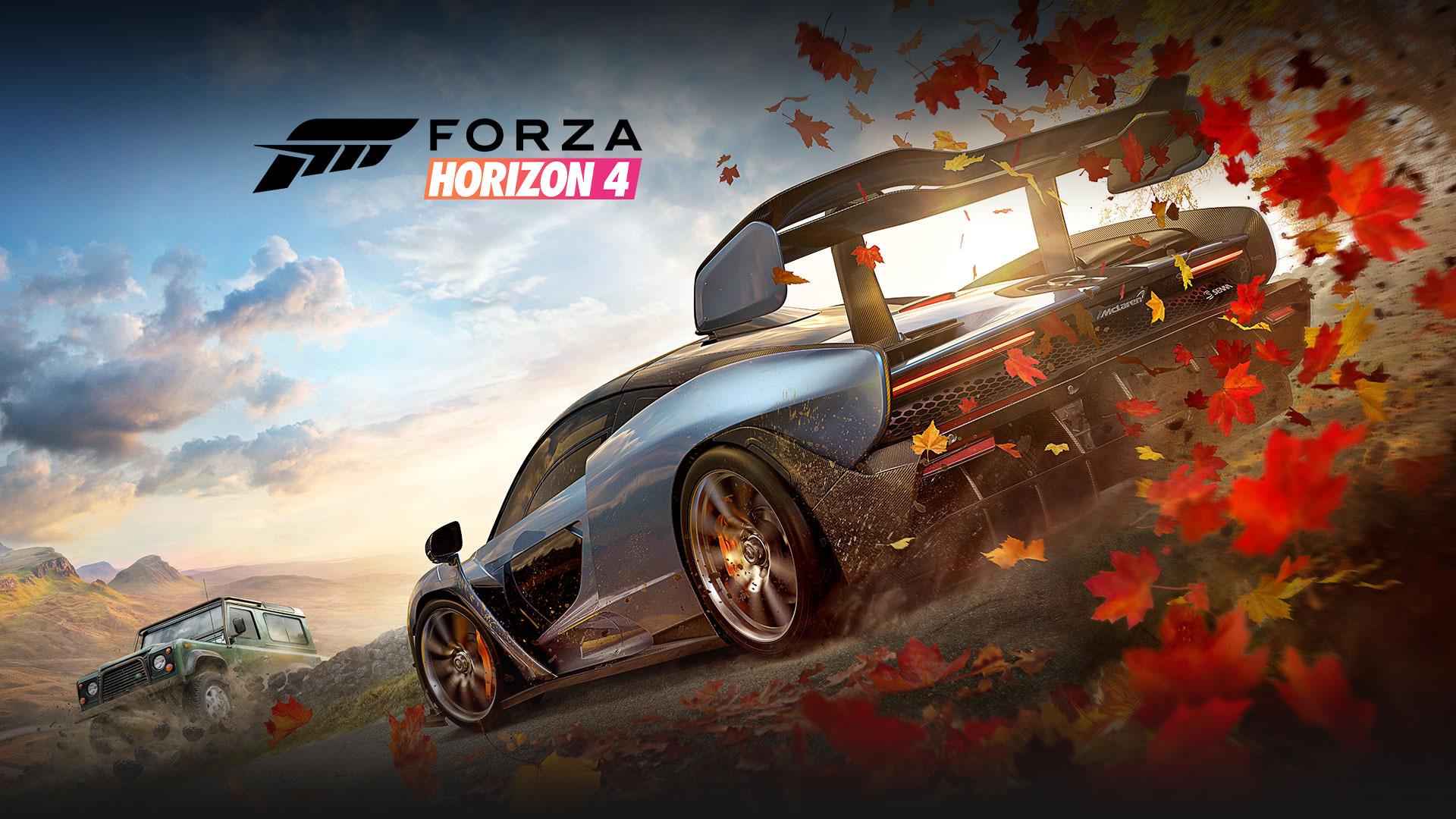 Forza Horizon 4 vai chegar à Steam dia 9 de Março