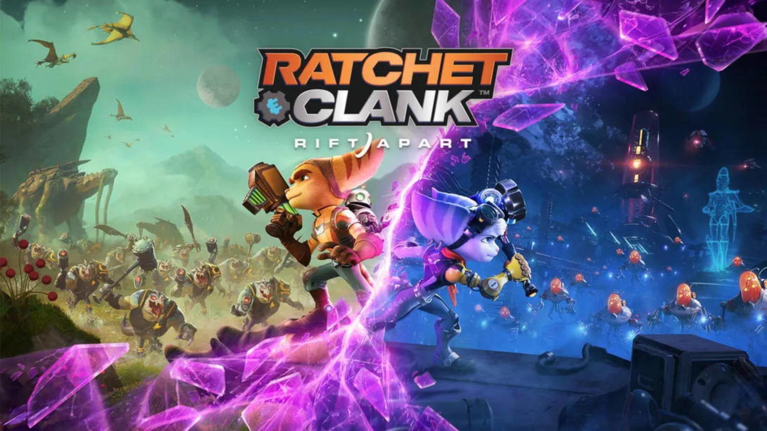 Ratchet & Clank: Rift Apart já tem data!!