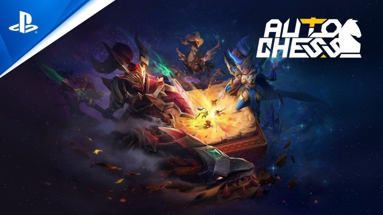 Auto Chess vai chegar á PS5 no dia 30 de Março!