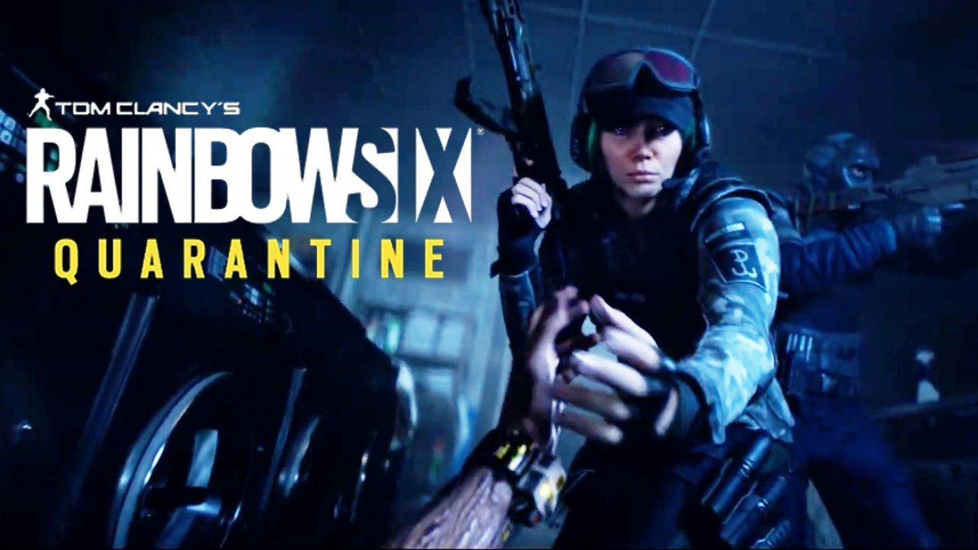 Rainbow Six Quarantine tem uma gameplay que aparece na Internet e revela detalhes do jogo!
