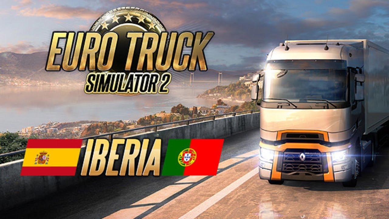 Euro Truck Simulator 2 recebe DLC com Portugal