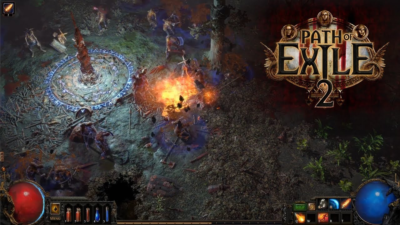Path of Exile 2 gameplay e 2º trailer