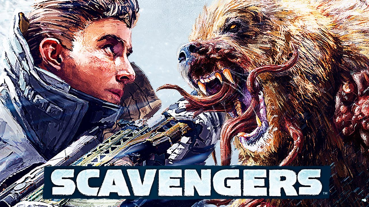SCAVENGERS Gameplay