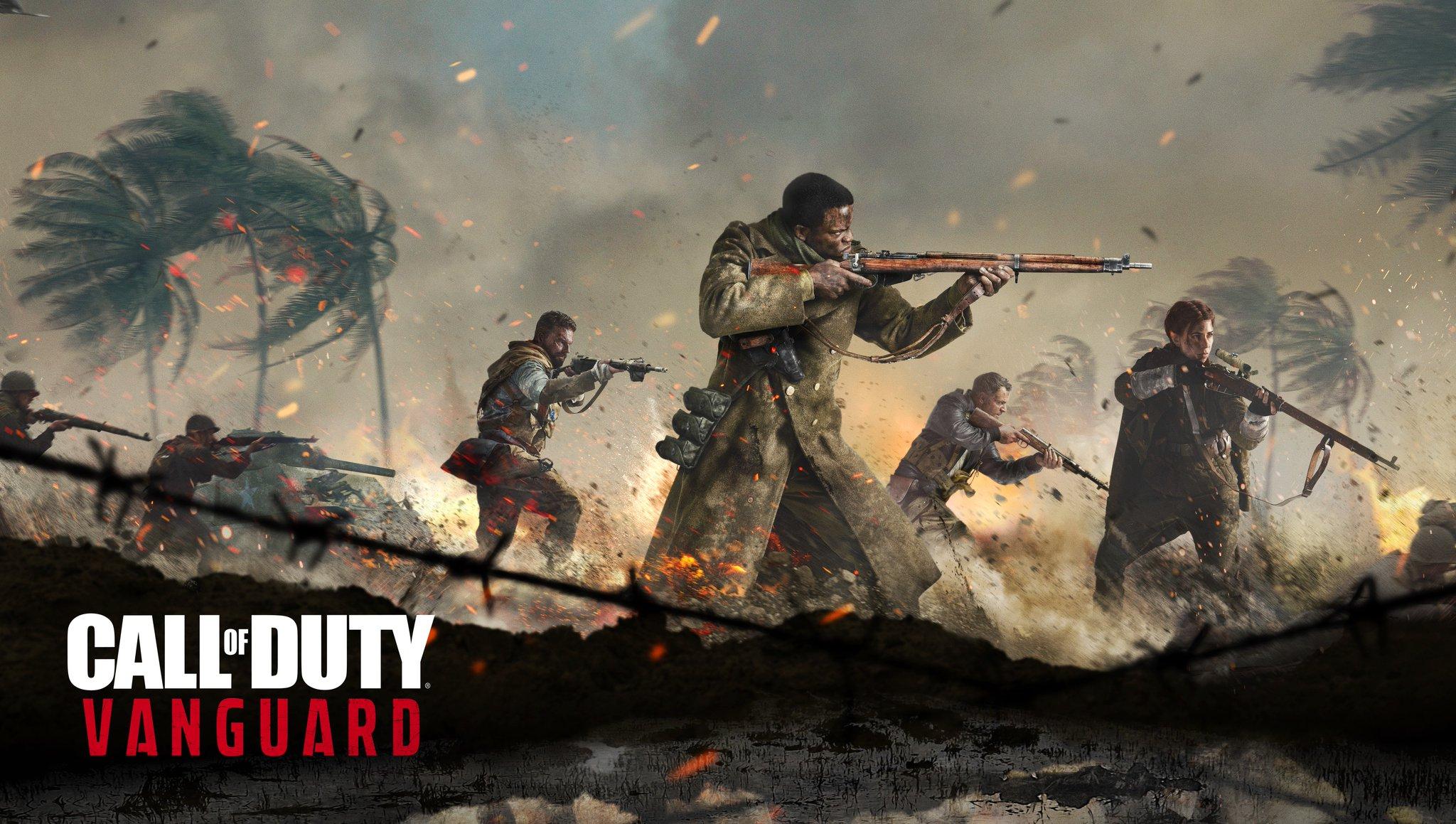 Trailer de Call Of Duty: Vanguard revela campanha cinematográfica