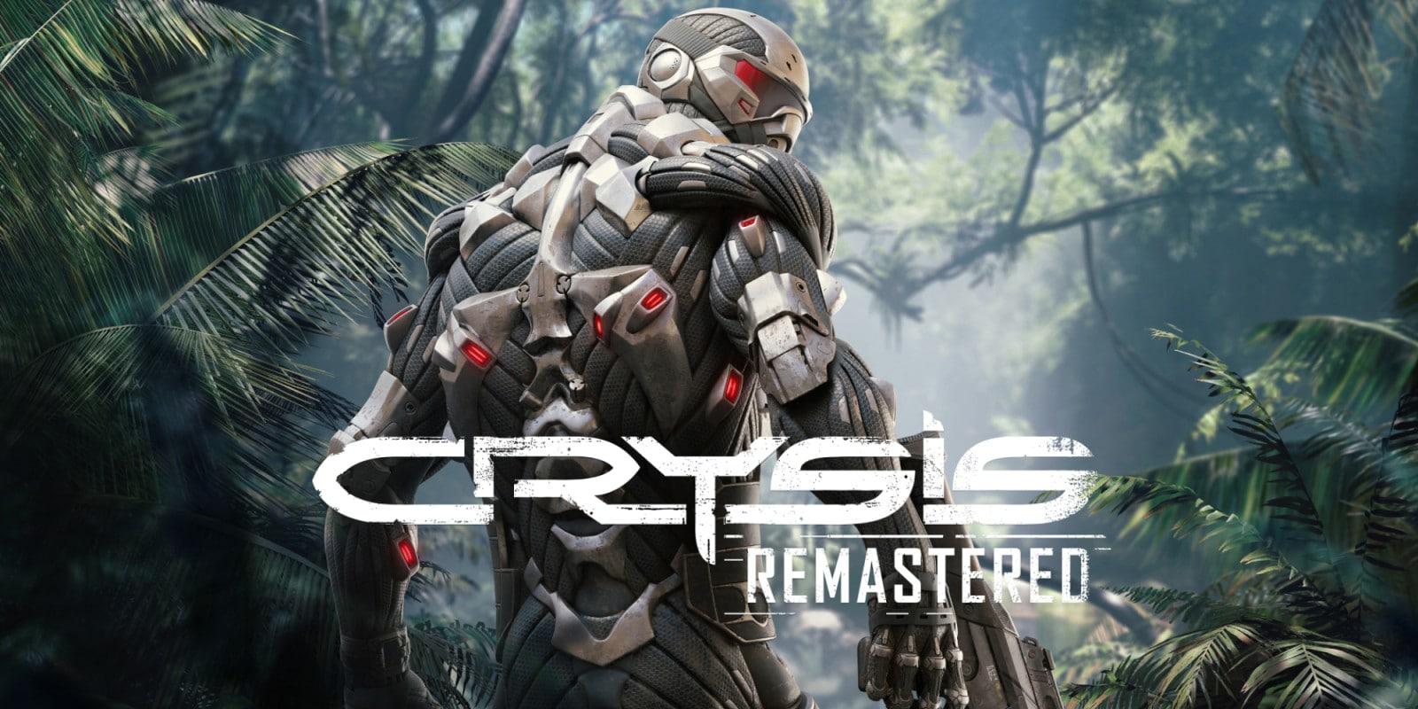 Crysis Remastered chega à Steam a 17 de Setembro