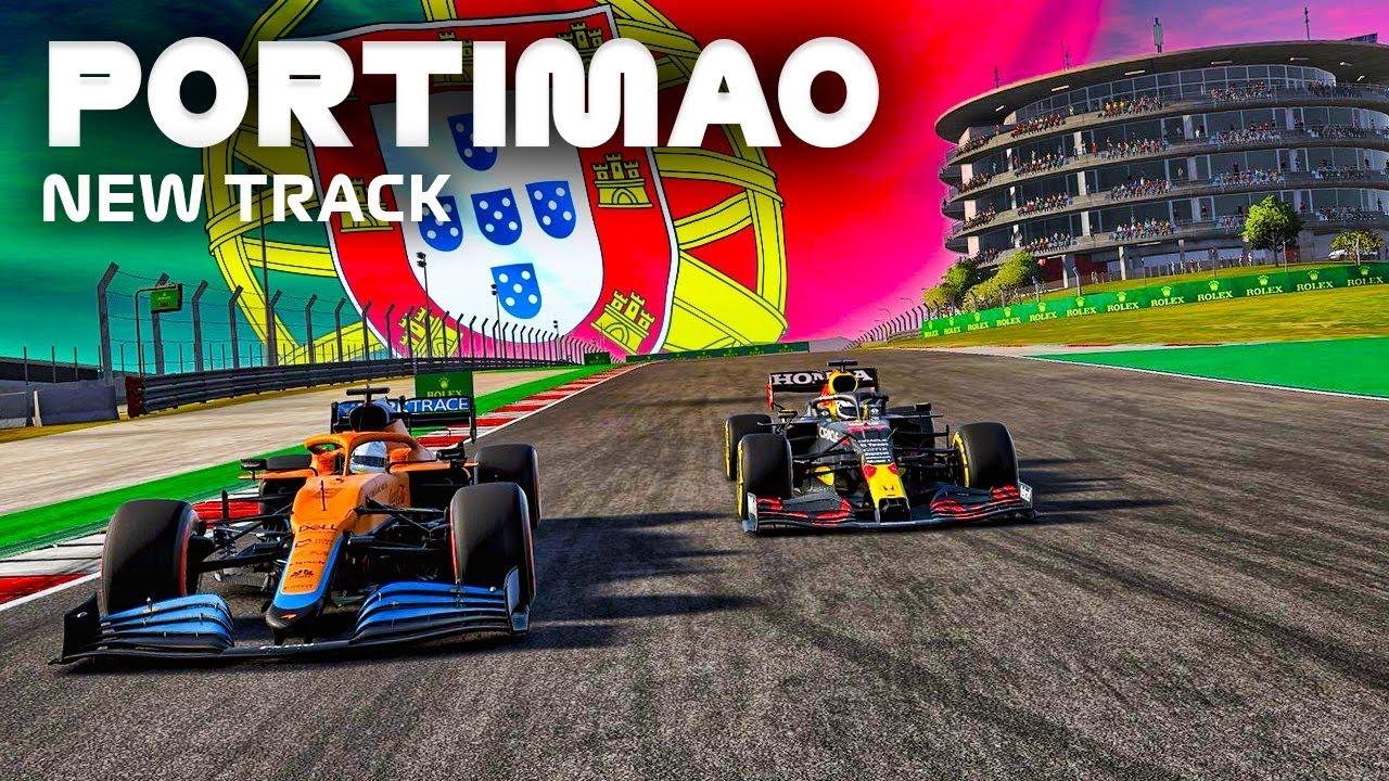Codemasters introduz o circuito de Portimão em F1 2021 como DLC gratuito